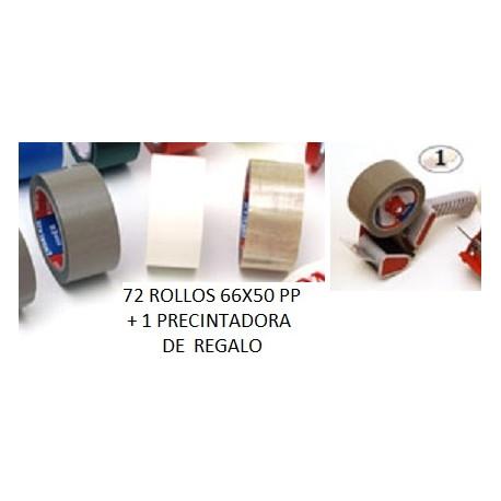 72 ROLLOS PP 66X50