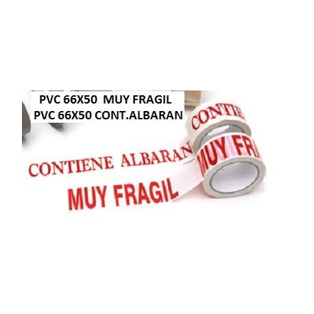 ROLLO DE 66X50 PVC CONTIENE ALBARAN