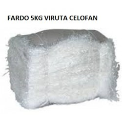 FARDO 5KG VIRUTA CELOFAN